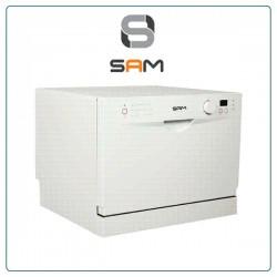 ماشین ظرفشویی رومیزی سام الکتریک