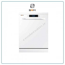 ماشین ظرفشویی ایستاده سام الکتریک
