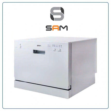 ماشین ظرفشویی رومیزی سام